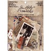 45112 Idea-Ology Ephemera Pack 111/Pkg Snippets Tiny Die-Cuts (TH93564).