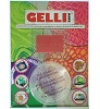 46735 Gelli Printing Plate Set Mini Kit Round 7.62cm.