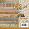 47493 Paperpack - Yvonne Creations - Vintage Objects (YCPP10017).