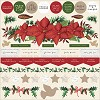 50724 Kaisercraft Home For Christmas Cardstock Stickers 12