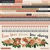 51327 Kaisercraft Always & Forever Cardstock Stickers 12