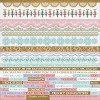 51328 Kaisercraft Christmas Wishes Cardstock Stickers 12