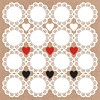 51339 Kaisercraft Mix & Match Doilies Cardstock Stickers 12