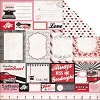 15573 Yours Truly Double-Sided Journaling Cards. - 15573