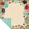 16358 Serenity Double-Sided Cardstock 12