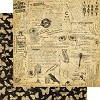 16409 Olde Curiosity Shoppe 2 Sided Paper Genuine Article.