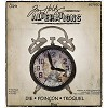 17192 Tim Holtz Alterations Bigz Die Tick-Tock (657830). - 17192