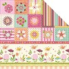 23238 Kaisercraft Summer Breeze 2-Sided Paper Sunny. - 23238
