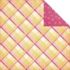 23239 Kaisercraft Summer Breeze 2-Sided Paper Heat. - 23239