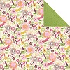 23240 Kaisercraft Summer Breeze 2-Sided Paper Full Bloom. - 23240