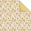 24040 Kaisercraft Porcelain Rose Collection 2-Sided Paper Wall Flower.