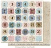 25484 Maja Design Vintage Frost Basics - Days of December. - 25484