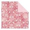 25560 Authentique Smitten Cupid Damask/Pink Mini Dot.