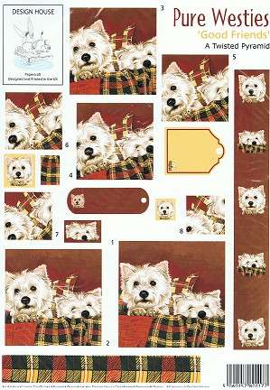 1232 Design House Pure Westies.