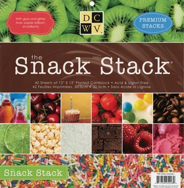 11685 The snack stack 30,5X30,5 / 42 VL.