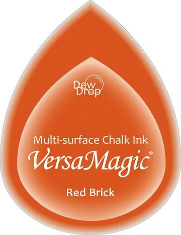 14248 Versamagic Dew Drop Red Brick.