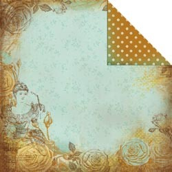 14547 Madam Boutique Double-Sided Paper 12