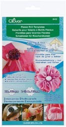 15070 Clover Flower Frill Templates Mini & Extra Small.