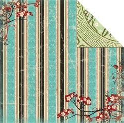 16359 Serenity Double-Sided Cardstock 12