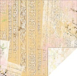 16464 Country Garden 2-Sided Cardstock Letters.