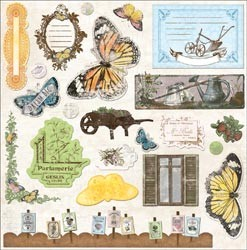 16468 Country Garden Adhesive Chipboard 12