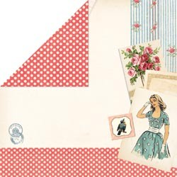 20471 Grace Taylor Vintage Paper So Crafty.