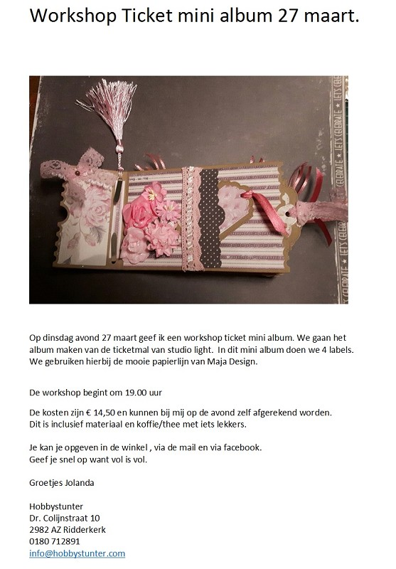 workshop-flyer - Groot