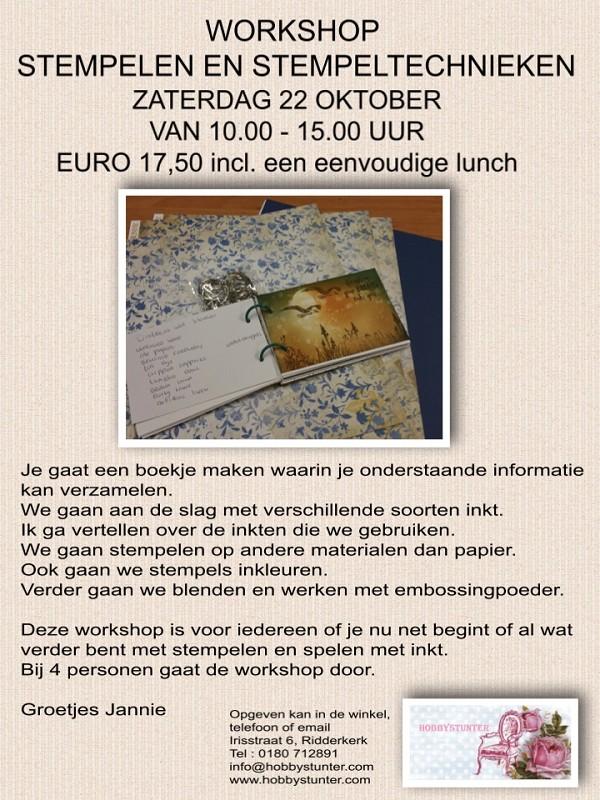 Flyer-Jannie - Groot
